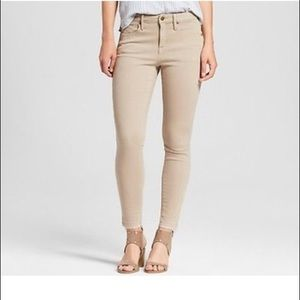 Mossimo Supply Co. Jeans - Mossimo High Rise Skinny Jean